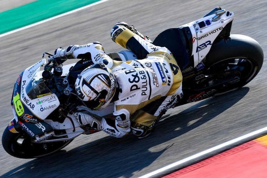 Alvaro Bautista, Angel Nieto Team, Gran Premio Movistar de Aragón
