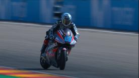 The intermediate class take to the Spanish Circuit, to fight for pole in the Gran Premio Movistar de Aragon
