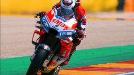 Take a look back over the weekend to see what we should expect for the Gran Premio Movistar de Aragon