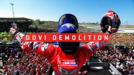 A look back at the MotoGP™ season to date and all of the action leading up to the 14th round of the 2018 World Championship