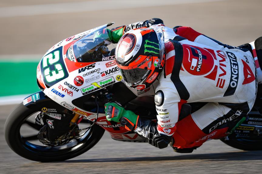 Niccolo Antonelli, SIC58 Squadra Corse, Gran Premio Movistar de Aragón