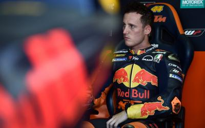 Medical Update: @polespargaro has been declared unfit after fracturing his