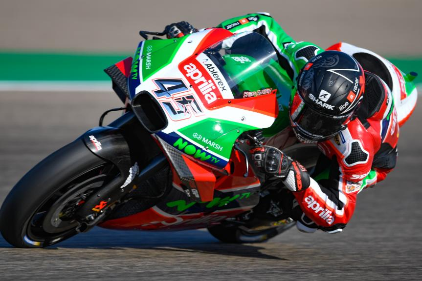 Scott Redding, Aprilia Racing Team Gresini, Gran Premio Movistar de Aragón