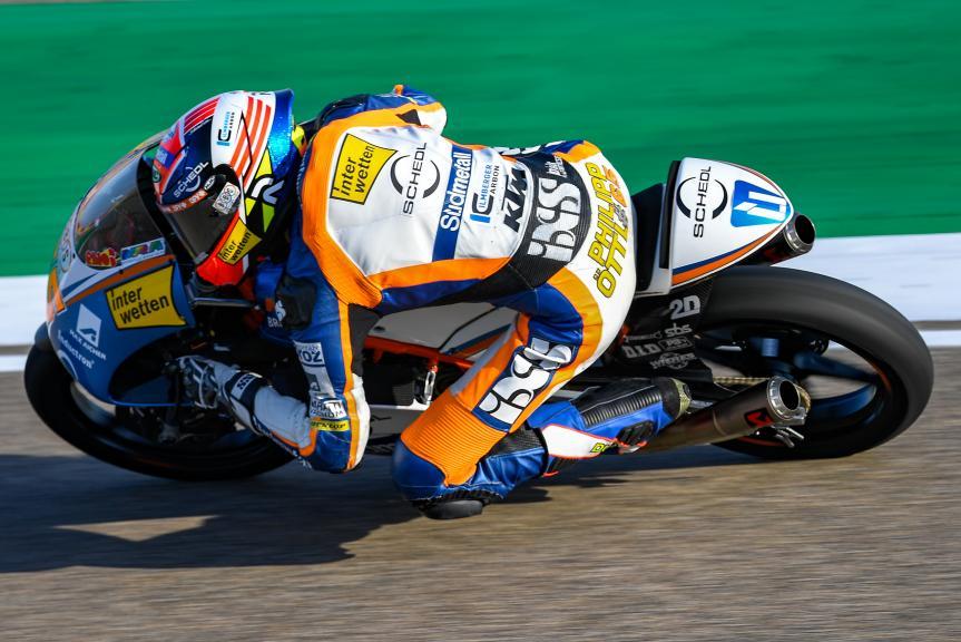 Philipp Oettl, Sudmetal Schedl GP Racing, Gran Premio Movistar de Aragón