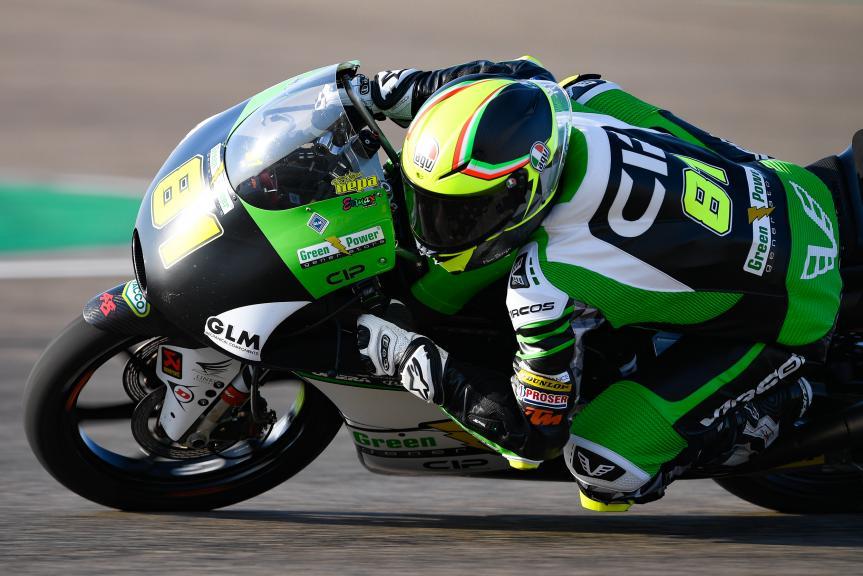 Stefano Nepa,  CIP - Green Power, Gran Premio Movistar de Aragón