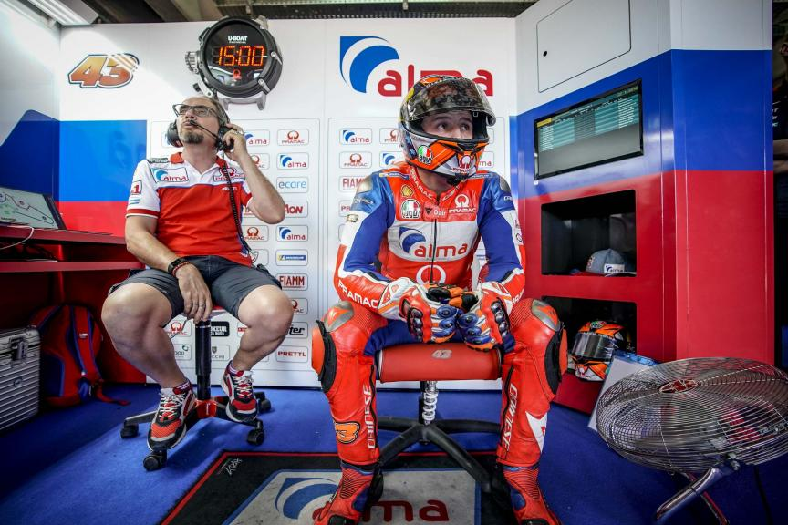Jack Miller, Alma Pramac Racing, Gran Premio Movistar de Aragón