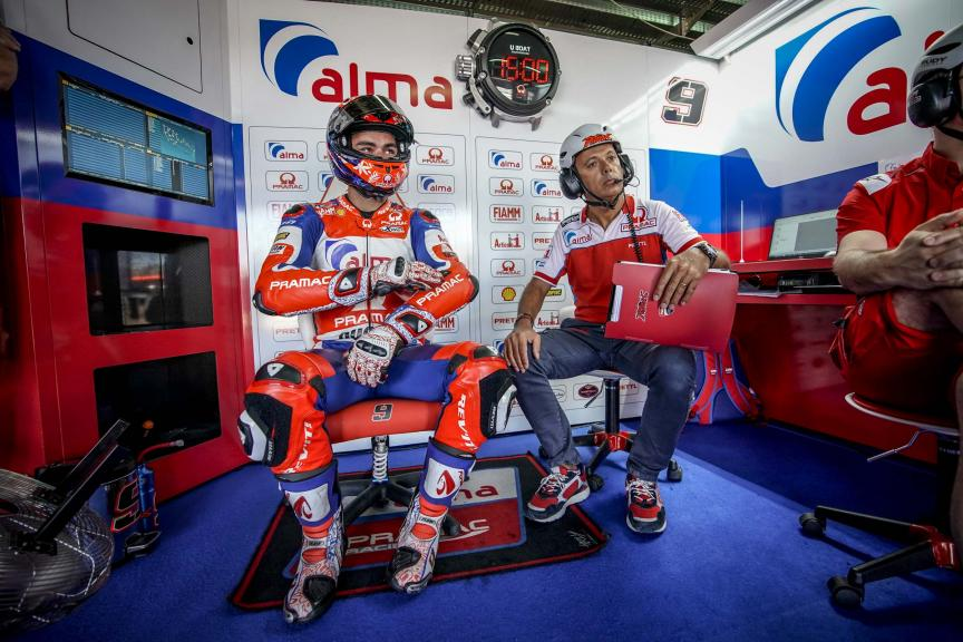 Danilo Petrucci, Alma Pramac Racing, Gran Premio Movistar de Aragón