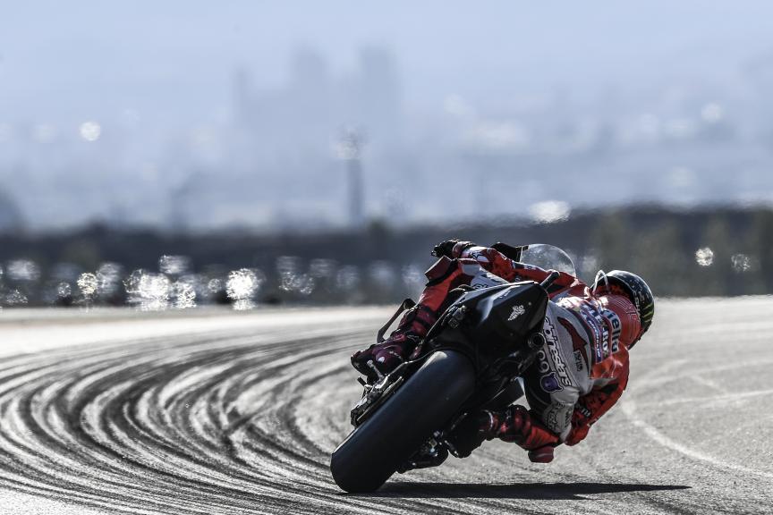 Jorge Lorenzo, Ducati Team, Gran Premio Movistar de Aragón