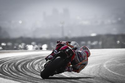 Márquez lidera y todas las Yamaha pasarán por la Q1