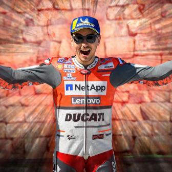 Lorenzo holt eindrucksvolle Last-Minute-Pole in Aragon