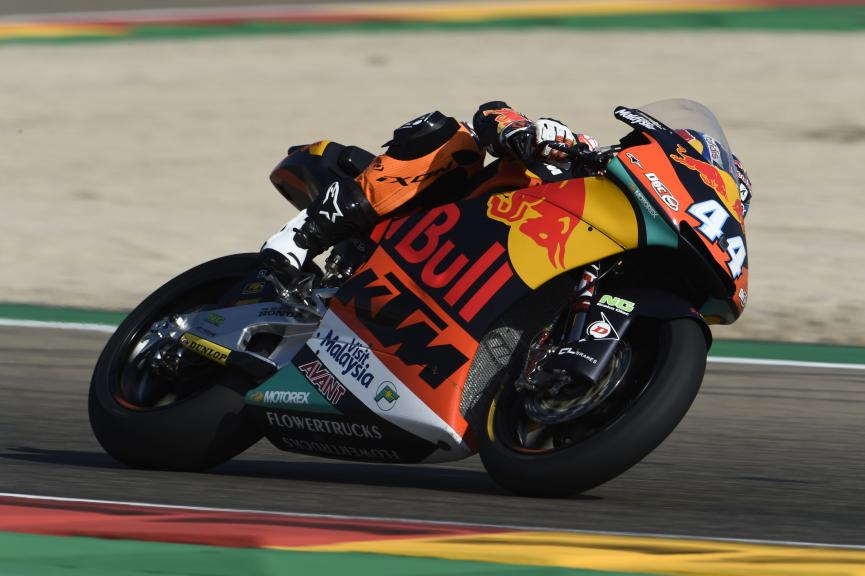 Miguel Oliveira, Red Bull KTM Ajo, Gran Premio Movistar de Aragón
