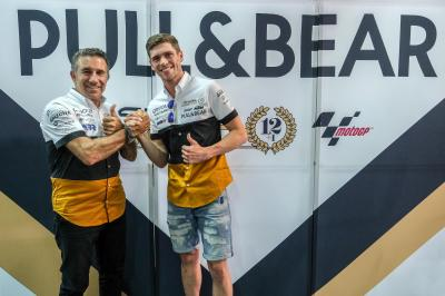 Jake Dixon to make Moto2™ move with Angel Nieto Team