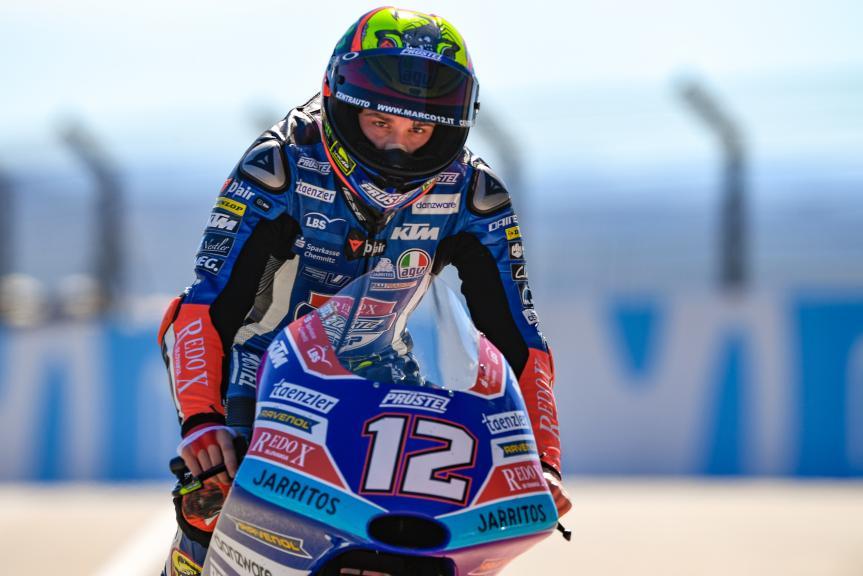 Marco Bezzecchi, Pruestelgp, Gran Premio Movistar de Aragón