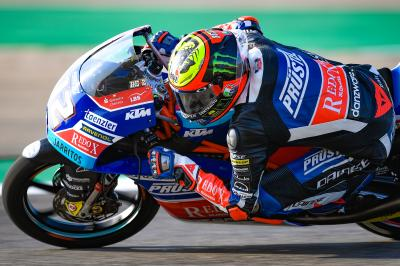 Bezzecchi tops Warm Up as 13 riders receive grid penalties