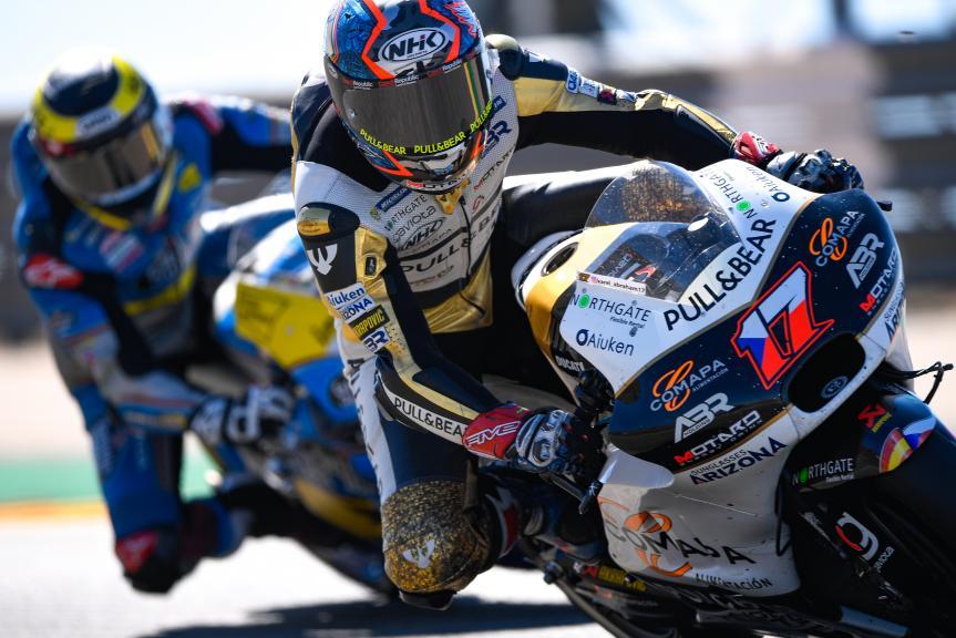 Karel Abraham, Angel Nieto Team, Gran Premio Movistar de Aragón