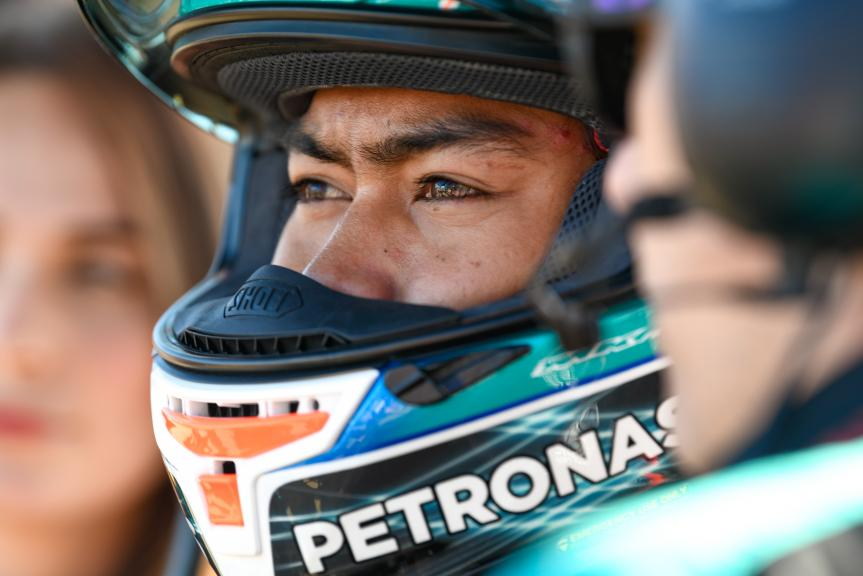 Adam Norrodin, Petronas Sprinta Racing, Gran Premio Movistar de Aragón