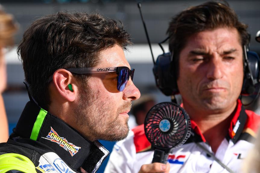 Cal Crutchlow, LCR Honda Castrol, Gran Premio Movistar de Aragón