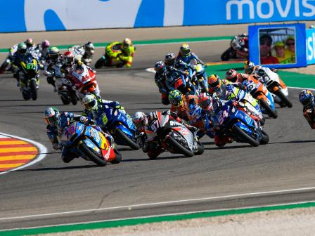 Moto2, Race, Gran Premio Movistar de Aragón