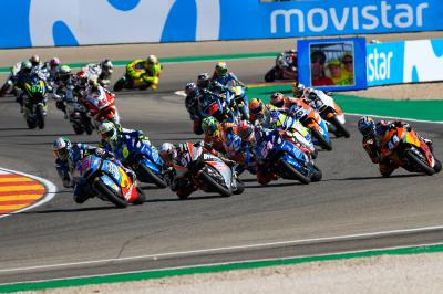 Moto2™ and Moto3™ teams set for post-GP test on Monday
