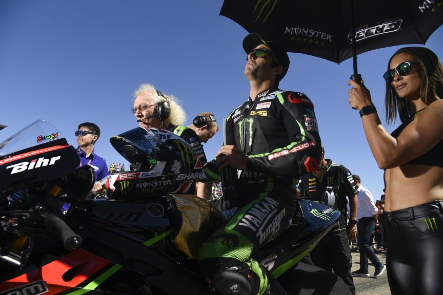 Johann Zarco, Monster Yamaha Tech 3, Gran Premio Movistar de Aragón