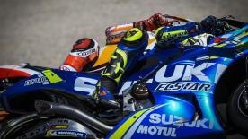Die besten Zeitlupen-Studien aus dem Rennen der MotoGP™ Weltmeisterschaft