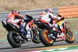 Marc Marquez, Repsol Honda Team, Andrea Dovizioso, Ducati Team, Gran Premio Movistar de Aragón
