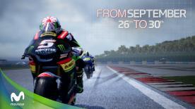 Online Challenge #7 ist das einzige Event im Regen. Schauplatz ist der Sepang International Circuit in Malaysia