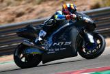 Alex De Angelis, RW Racing Team, Aragón Moto2 & Moto3 Official Test