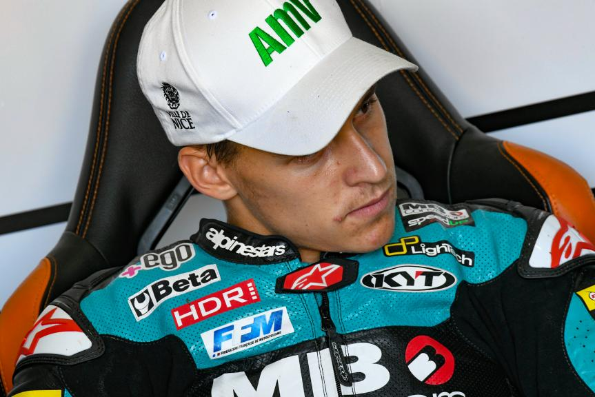 Fabio Quartararo, HDR-Speed Up Racing, Aragón Moto2 & Moto3 Official Test