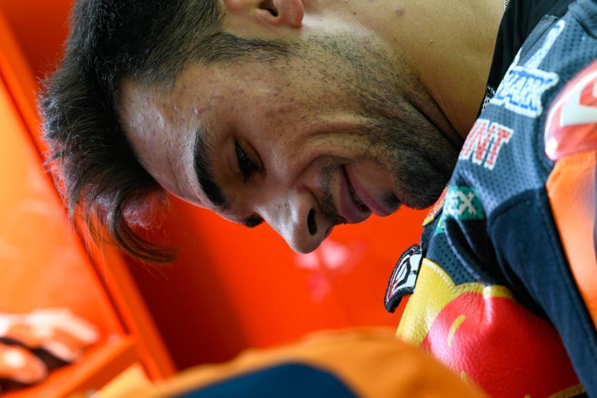 Miguel Oliveira, Red Bull KTM Ajo, Aragón Moto2 & Moto3 Official Test