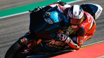 Aragón Moto2 & Moto3 Official Test