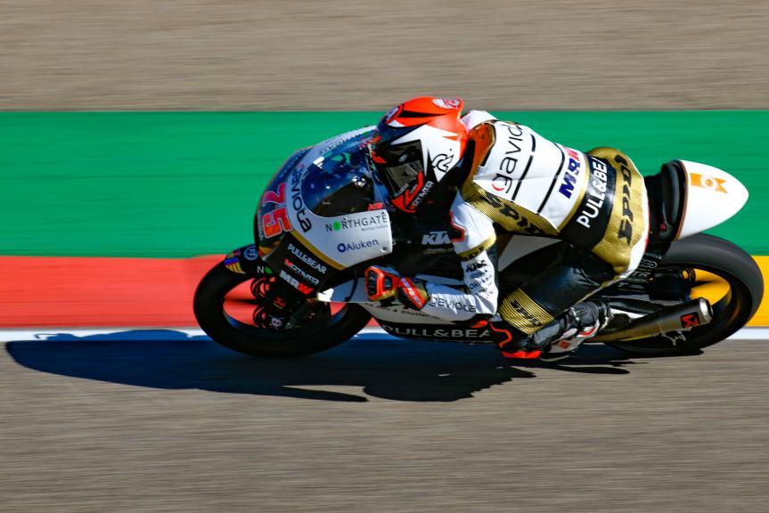 Albert Arenas, Angel Nieto Team Moto3, Aragón Moto2 & Moto3 Official Test