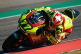 Dominique Aegerter, Kiefer Racing, Aragón Moto2 & Moto3 Official Test