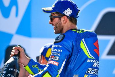 "Iannone: ""This shows I can fight at the top"""