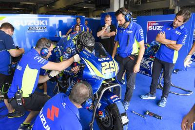 Suzuki lose concessions for 2019