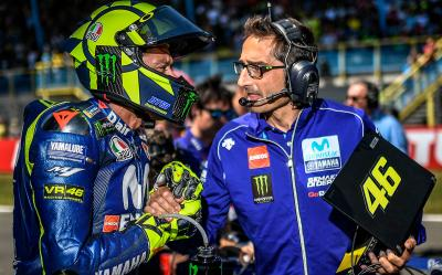 Are we seeing the best of Rossi despite Yamaha's struggles?