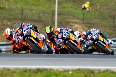 World Champions start here – Rookies Cup Selection Event