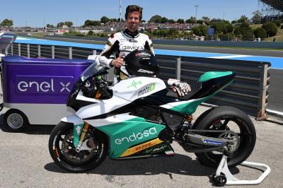 Ángel Nieto Team choisit Terol pour la MotoE™