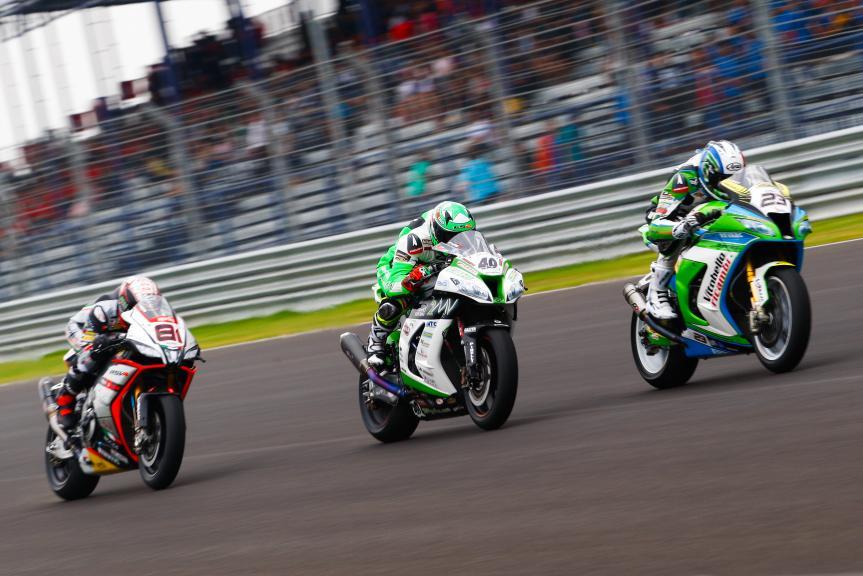WSBK - race 1 - 2015