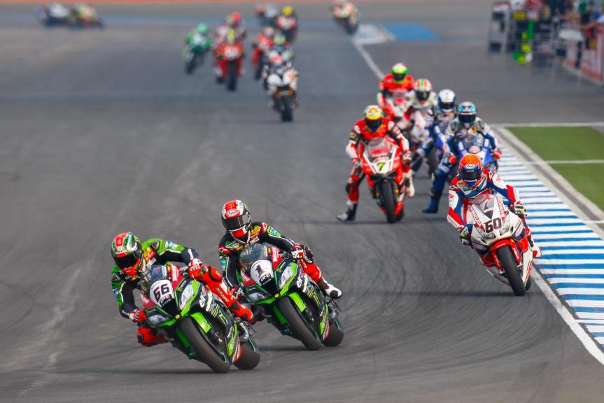 WSBK - race 2 - 2016