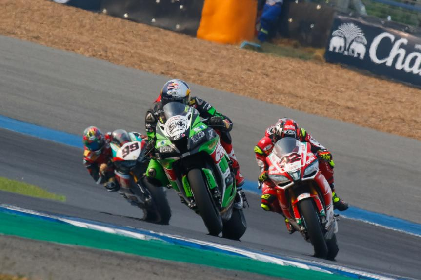 WSBK - race 2 - 2018