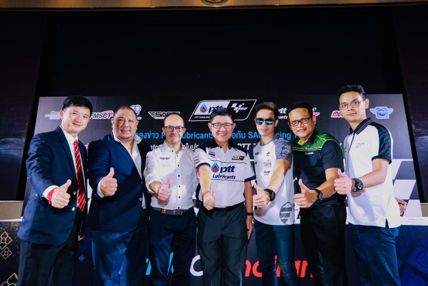 Tingnote Thitipong, SAG Racing Team