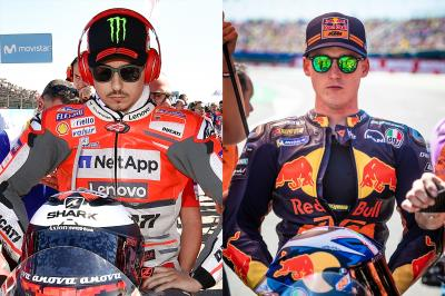Lorenzo and Pol Espargaro passed fit