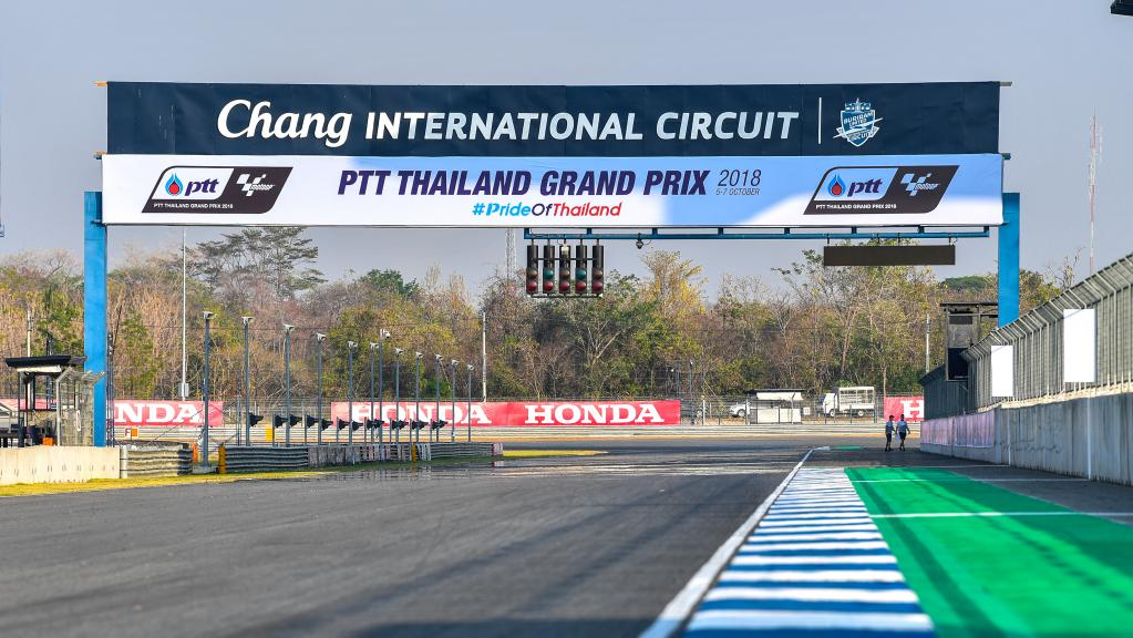 Tailandia Circuit