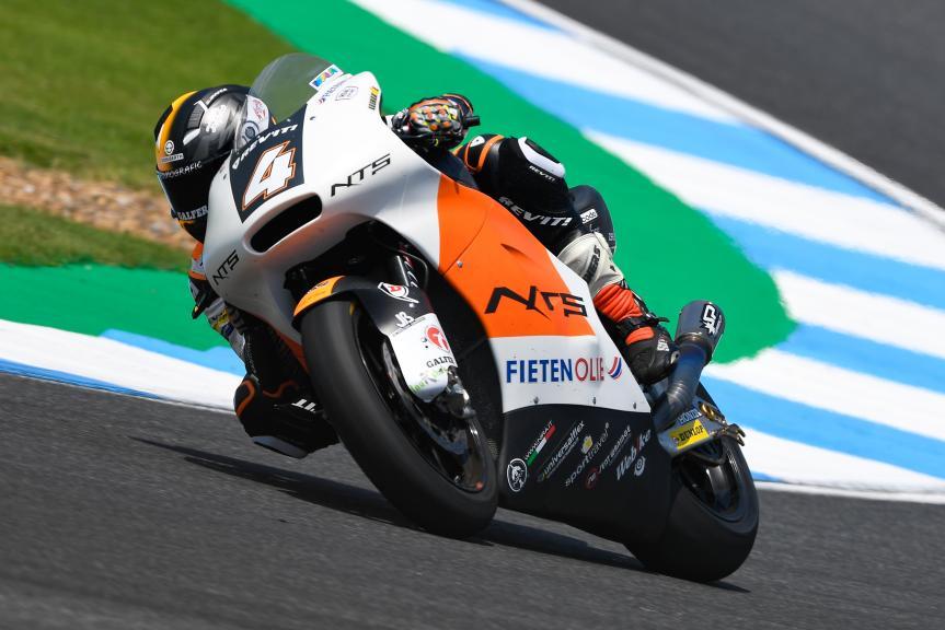 Steven Odendaal, NTS RW Racing GP, PTT Thailand Grand Prix