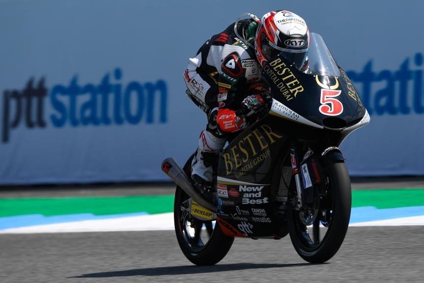 Jaume Masia, Bester Capital Dubai, PTT Thailand Grand Prix