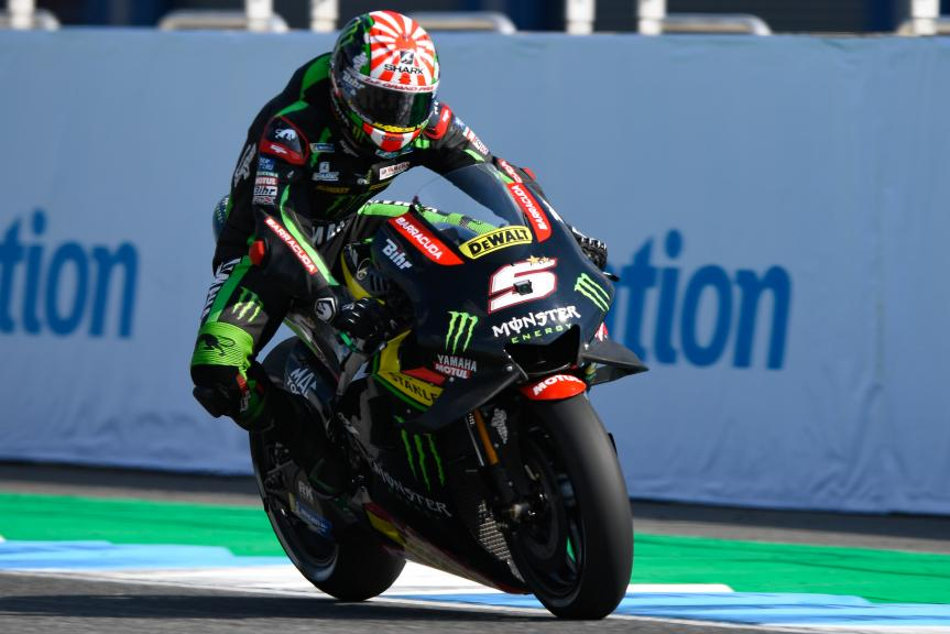 Johann Zarco, Monster Yamaha Tech 3, PTT Thailand Grand Prix