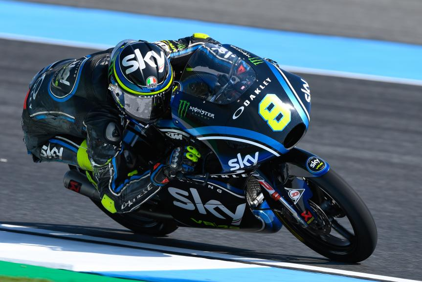 Nicolo Bulega, Sky Racing Team VR46, PTT Thailand Grand Prix