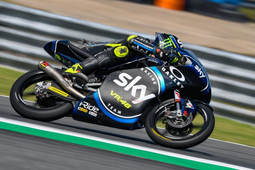 Nicolo Bulega, Sky Racing Team VR46, PTT Thailand Grand Prix