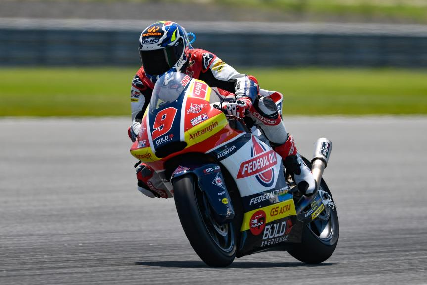 Jorge Navarro, Federal Oil Gresini Moto2, PTT Thailand Grand Prix